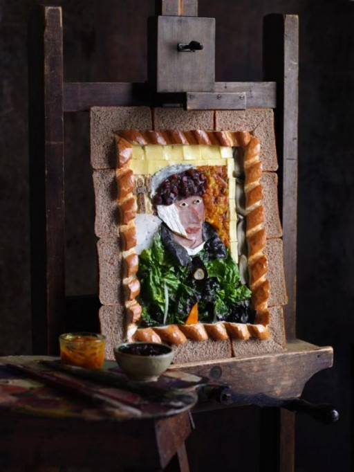 Picasso food art