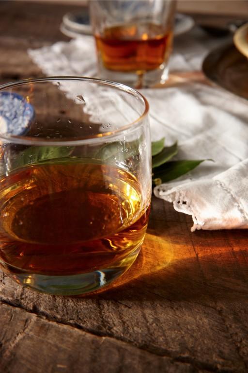 Whisky drankje stock