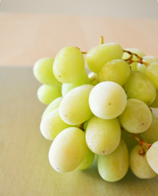 bevroren druiven