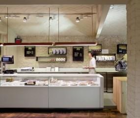 Prachtige slagerij in Barcelona (Nederlandse slagers, lezen jullie mee?)