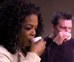 Oprah ontwikkelt thee met Starbucks: Teavana Oprah Chai