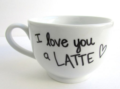 love you latte kop
