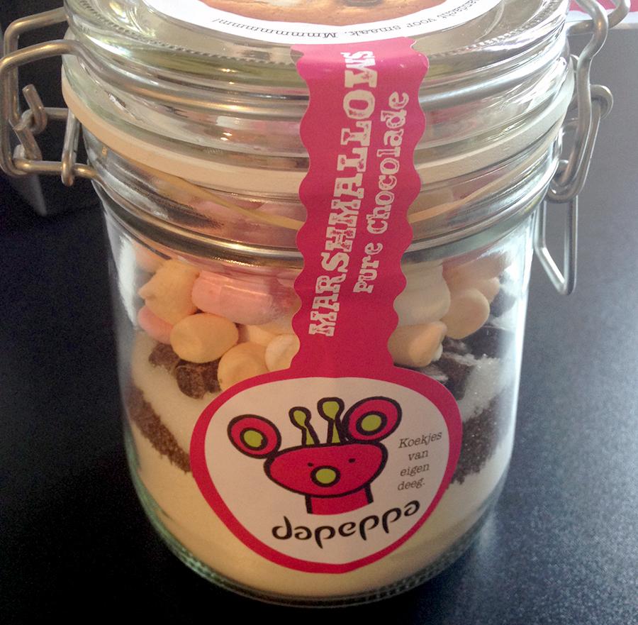 Geliefde Culy test de kant-en-klare koekjesmix van Dapeppa - Culy.nl #QZ68