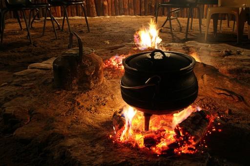 Dutch oven potije