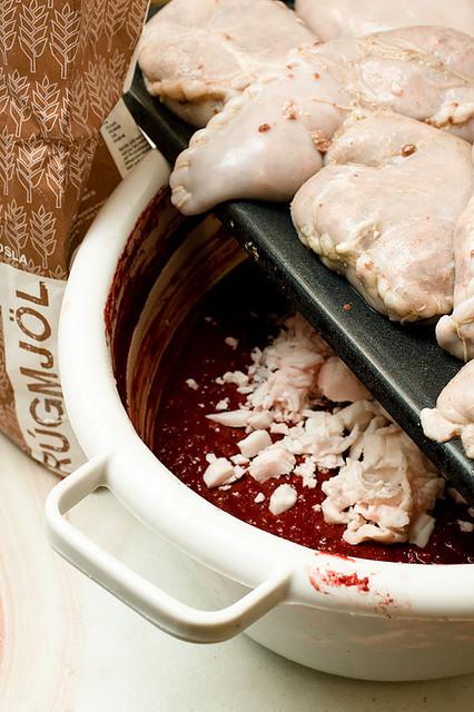 Ijslandse gerechten - Blódmör
