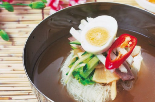 Koreaanse keuken - Naengmyeon