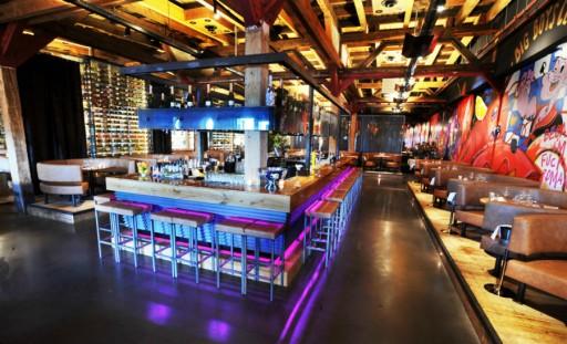 THC Amsterdam - Bar