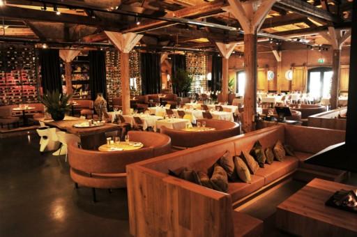 THC Amsterdam - Restaurant (1)