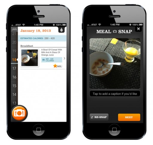 app food calories 2