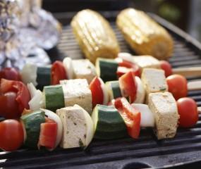 10 tips voor een vega barbecue