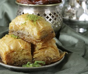 Deze baklava video is keiharde foodporn