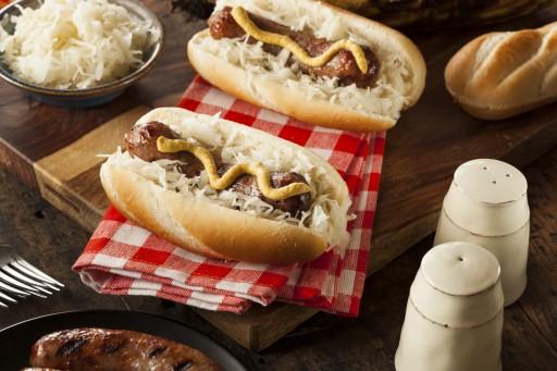 Stock hotdog