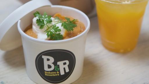 Bakers & Roasters - soepje