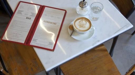 Bar Bukowski - koffie