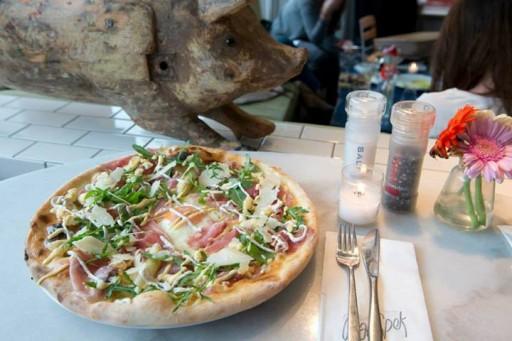 Bar Spek - Pizza