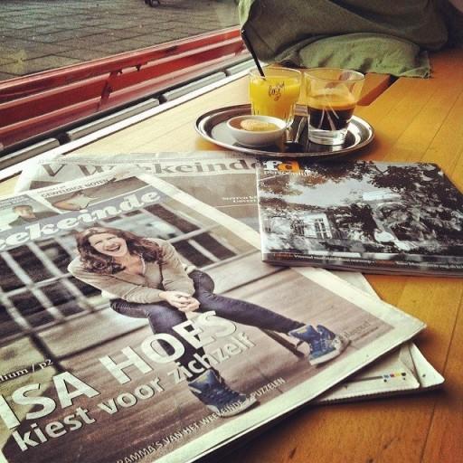 Bar Spek - koffie