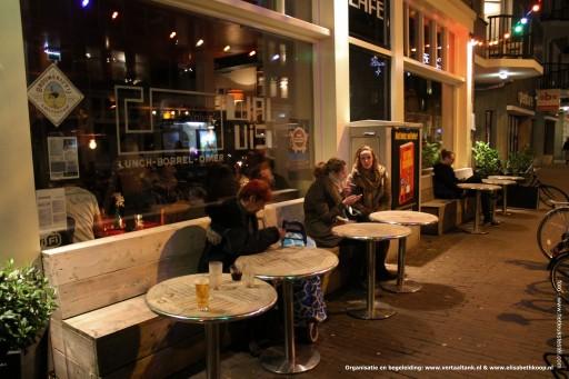 Cafe de Walvis - buiten