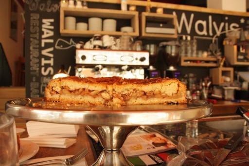 Cafe de Walvis - taart
