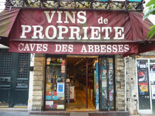Cave des abbesses
