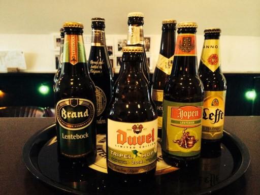 De Ruyschkamer - Bieren