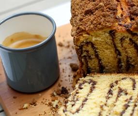 Culy Homemade: waanzinnige chocolade marmercake