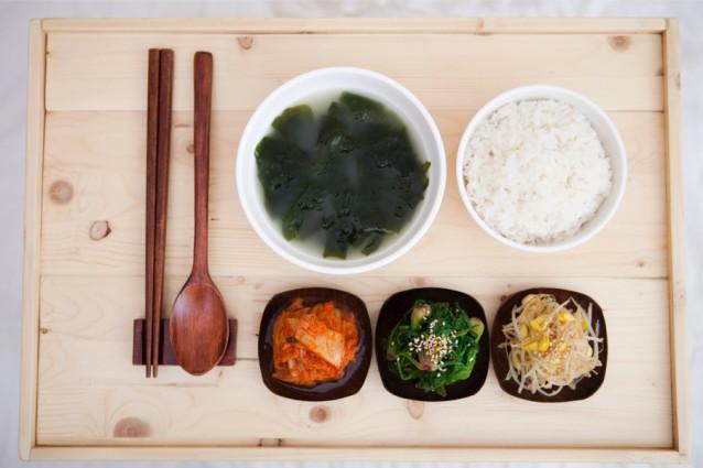 Stock Koreaanse keuken0003