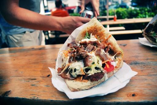 Doner Kebab Istanbul