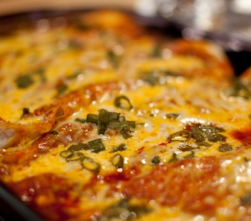Makkelijke en superlekkere enchilada's
