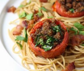 5 x smaakvolle manieren om tomaten te vullen