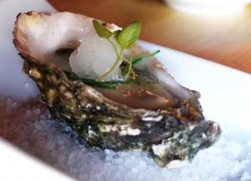Het Arsenaal oester