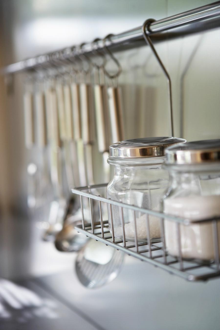 10 x slimme tips voor een kleine re keuken - Woonkeuken outs kleine ruimte ...