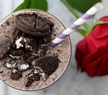 Culy Homemade: de ultieme Oreo milkshake met salted caramel
