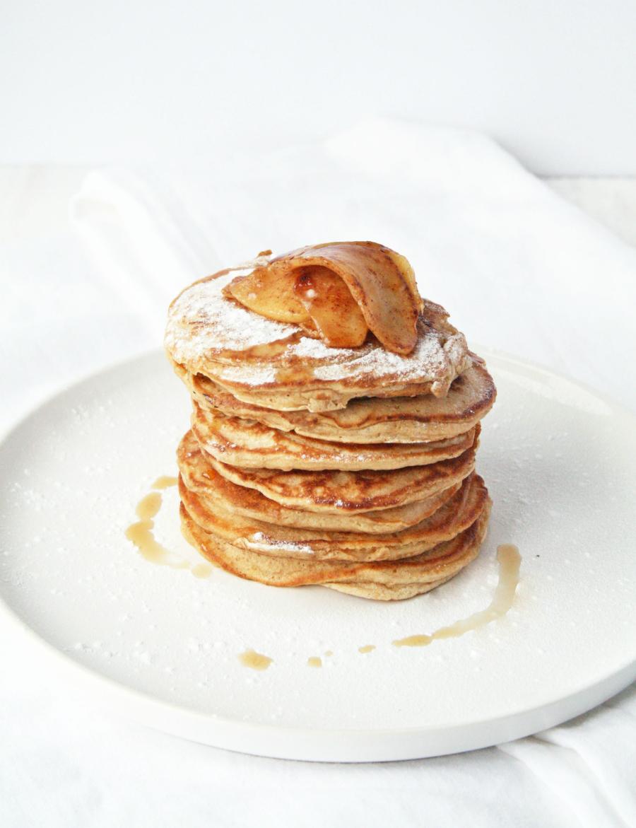 mini pannenkoekjes maken