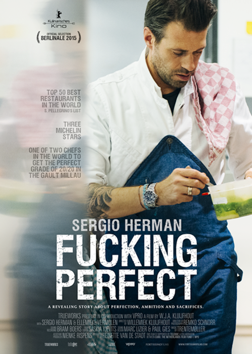 Sergio Herman Fucking Perfect