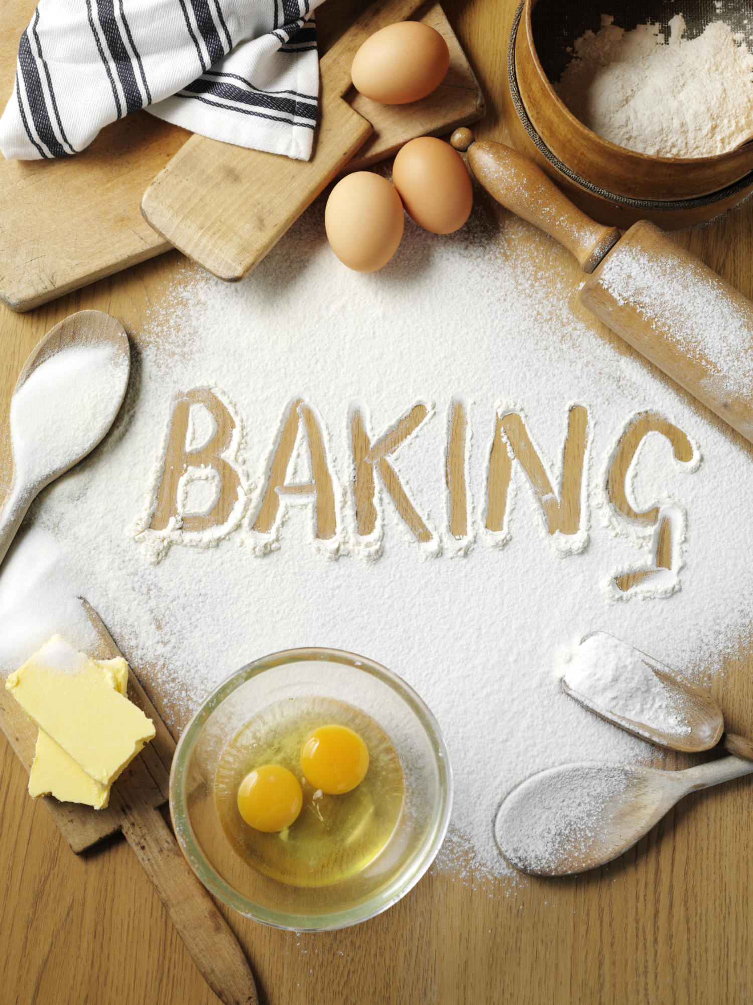 Gluten Free Baking – You Need To Substitute!