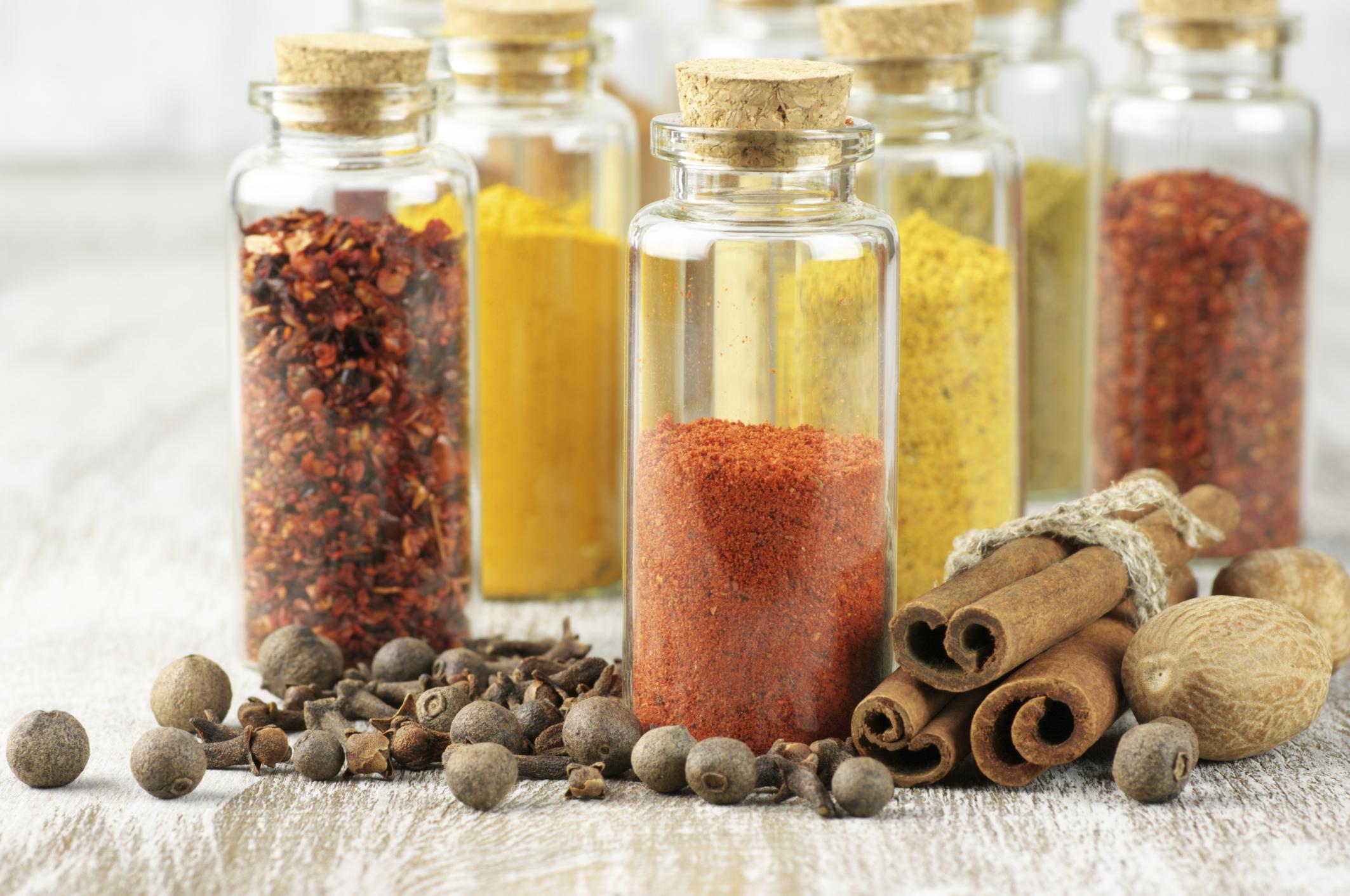 Welke kruiden moet je in huis hebben - Regali natale fai da te cucina ...