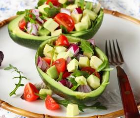 5 x heerlijk gevulde avocado's