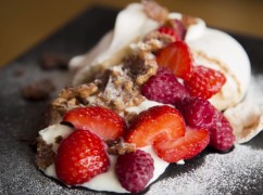 Supersnel koken met Culy: Eton Mess in 2 minuten
