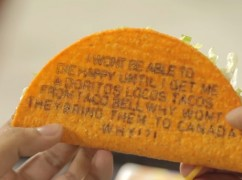Mooie marketingstunt van Taco Bell in Canada