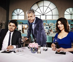 24Kitchen gaat The Taste met Nigella Lawson en Anthony Bourdain uitzenden