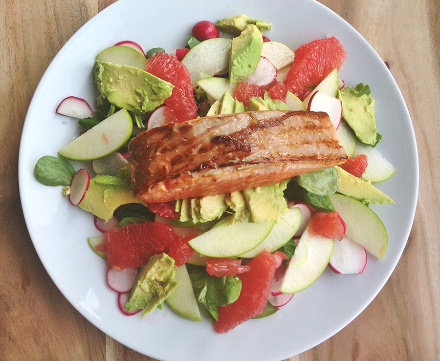 maaltijd salades recepten