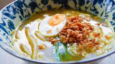 soto ayam soep