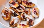 Culy Homemade: gekarameliseerde nectarines uit de oven
