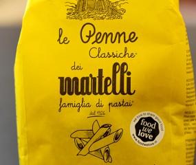 Italië in je eigen keuken met Martelli pasta uit Toscane