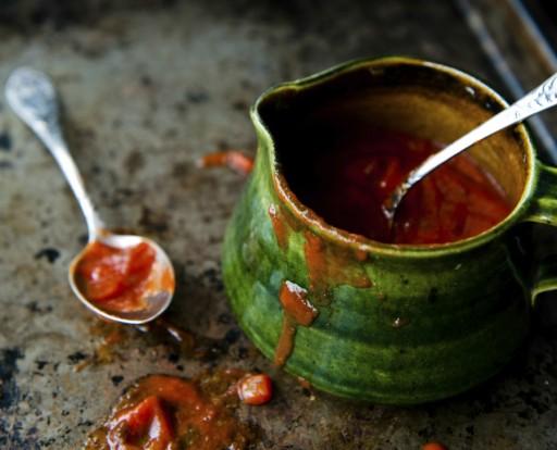 Tomaten saus stock2