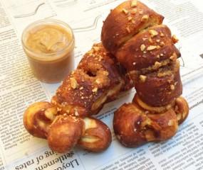 De nieuwste creatie van de cronut-koning: met pindakaas gevulde pretzels