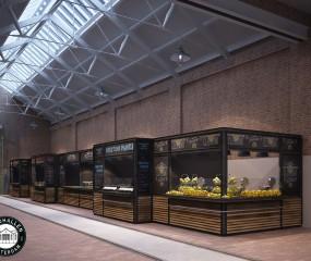 Primeur: deze culinaire ondernemers komen in de Foodhallen in Amsterdam