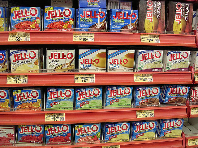 amerikaanse supermarkt