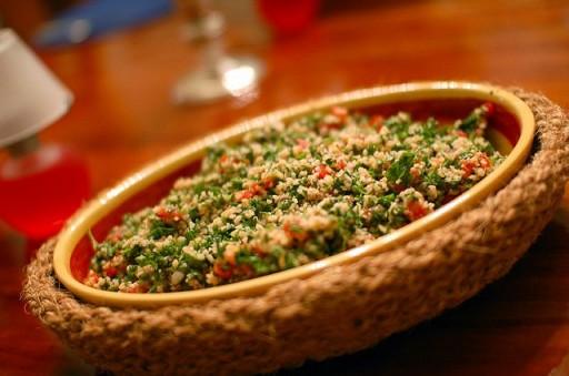 Tabouleh couscous
