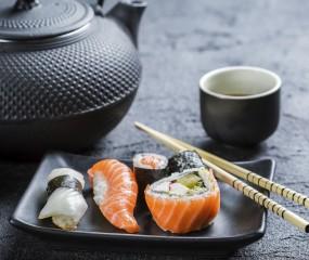 Culy report: zelf sushi maken op de sushiparty van Lassie